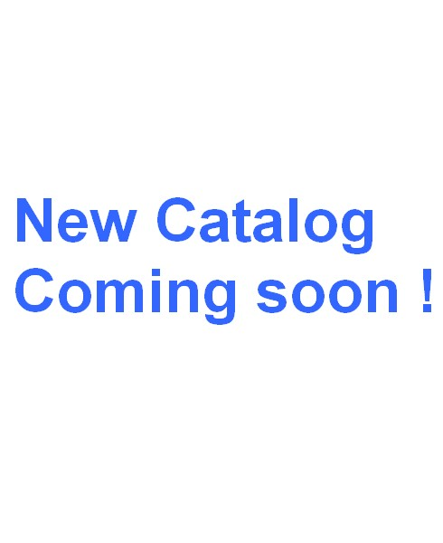 New Catalog Coming Soon !